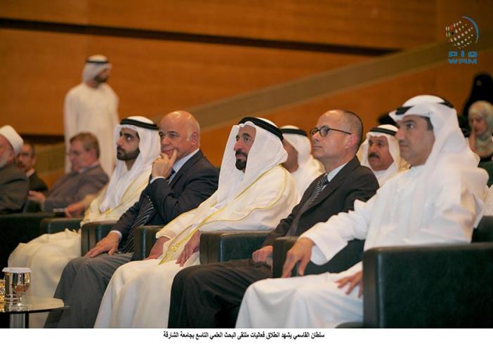 University of Sharjah discusses innovation and emerging research directions at the 9th Annual University Scientific Researc